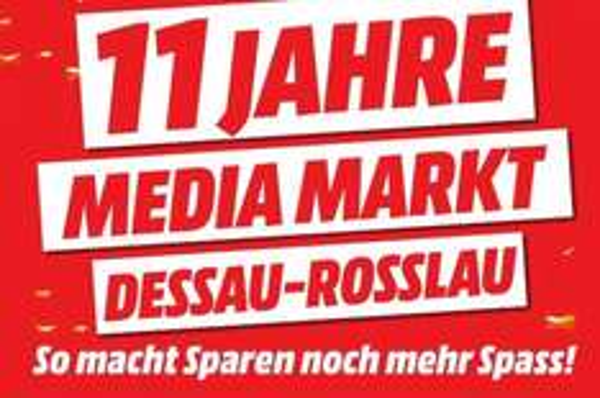 [11 Jahre Media Markt Dessau-Roßlau] u.a Onkyo HT-RC630 = 139€ / Xperia Z3 Compact = 299€ / 3 Blu Rays für 15€ / Xbox One Bundle = 333€