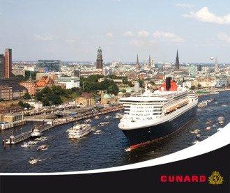 [Atlantis Reisen] QUEEN MARY 2 – 2 Nächte-Kreuzfahrt von Hamburg nach Southampton inkl. Transfer, Rückflug 270/320 Euro p.P.