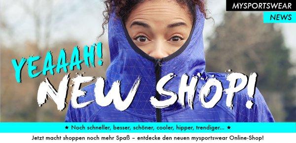 Bis zu 35% auf Nike, UnderArmour, Adidas...bei my-sportswear.de