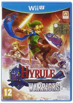 Hyrule Warriors (Wii U) für 29,20€ @amazon.it