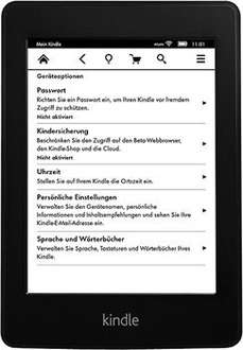 [Saturn] Kindle Paperwhite WiFi (beleuchteter Ebook-Reader mit 4 GB) für 84€