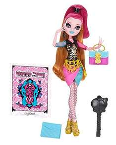 [Amazon-Prime] Mattel Monster High Gigi Puppe
