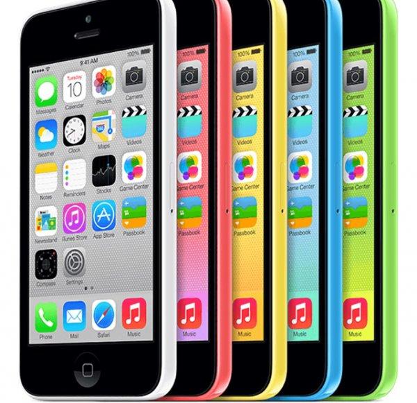 iPhone 5C / 8GB / generalüberholt