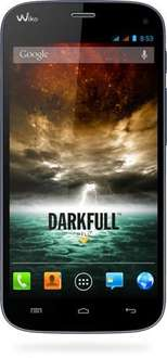 Wiko DARKFULL Smartphone - DUAL SIM - Full HD - 2GB RAM für 118,61€ @Amazon Warehouse Deals