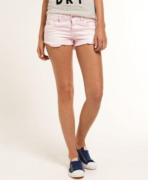 Superdry Damen Hotpant Hosen verschiedene Modelle, 19,95 EUR @ ebay