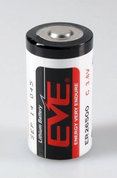 EVE Batterie ER26500 Lithium Baby 3,6 V Zelle