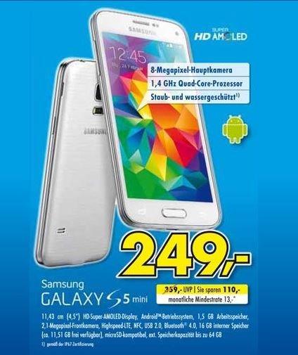 Samunsg Galaxy S5 Mini  (Lokal Menden / Kamen)