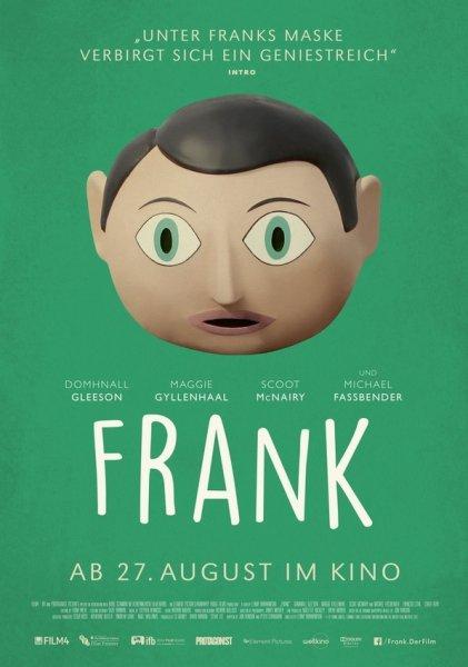 """[KINO] Komplett kostenlos zu """"Frank"""" in Berlin, Hamburg, München, Köln, Stuttgart und Leipzig am 10.August 2015"""
