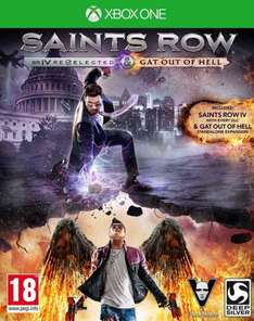 (Coolshop) Saints Row IV Re-Elected: Gat Out of Hell - Xbox One für 22,99 EUR