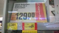 @Rewe FFM Nordwestzentrum - TrekStor SurfTab wintron 10.1 Volks-Tablet 32GB win8.1 für 129 €