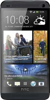 "HTC One M7 (schwarz) - 4,7"" Android Smartphone - B-Ware @ Amazon Warehouse ab 184€ (Neupreis: 299€)"