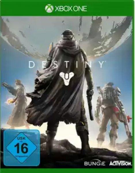[notebooksbilliger.de] Destiny - Xbox One für 19,99€ + VSK
