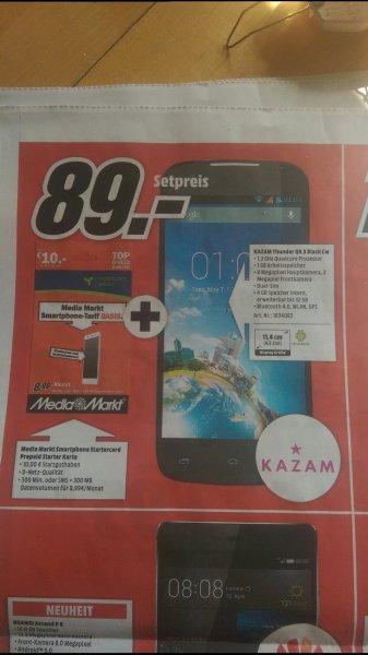 (Lokal Dortmund?) MM Kazam Thunder Q4.5 Black