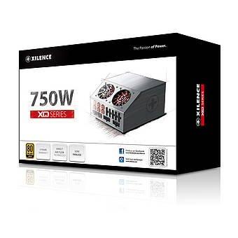 Xilence 750W Netzteil modular für 79€ bei Ebay. 64€ Ersparnis! 90% Effizienz
