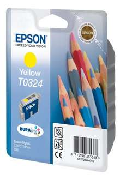 Preisfehler? Epson Tintenpatrone Gelb für 3,04 Euro