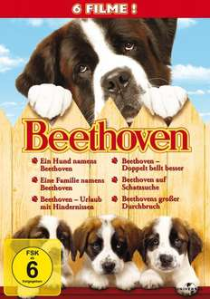 (Amazon.de-Prime) Beethoven 1-6 DVD für 10,49€