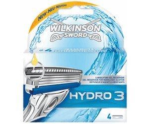 [KAUFLAND teilw. in BY + BW] KW24 Wilkinson Hydro 3 Rasierklingen (4 Stück) für 1,99 € (Angebot + Coupon) [08.06.2015 - 13.06.2015]