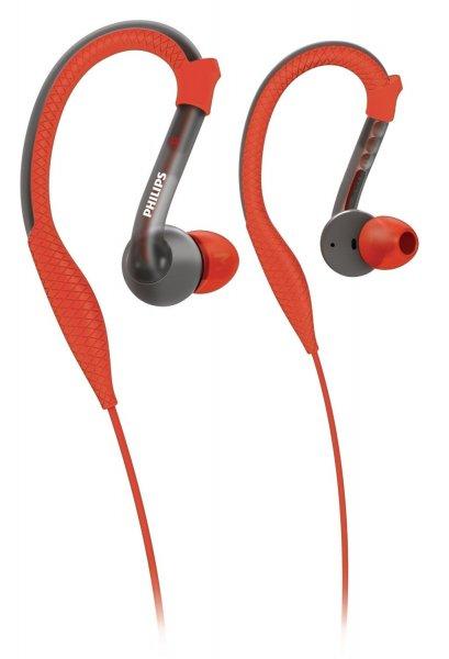 (Amazon.de-Prime-WHD) Philips ActionFit Kopfhörer mit Sportohrbügel rot-schwarz gebraucht für 10,02€