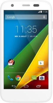 Motorola Moto G Smartphone LTE @ Amazon.fr WHD in weiß & schwarz