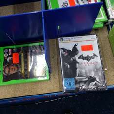 (LOKAL HH SATURN ALSTADT) Batman Arkham City PC