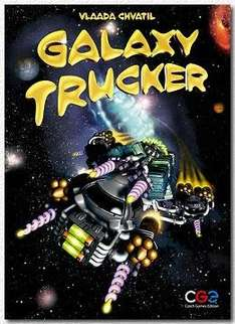 Galaxy Trucker [Brettspiel - Gesellschaftsspiel - spiele-offensive.de]