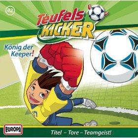 "[Google Play Music] Teufelskicker Folge 42 ""König der Keeper!"" kostenlos"