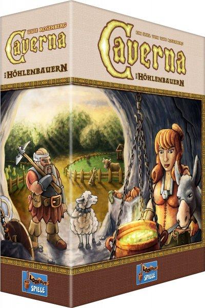 [Spiele-Offensive] (Lookout Deal) u. a. Caverna - die Höhlenbauern für 47,99