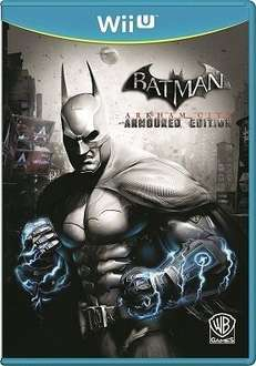 [Amazon] Wii U Batman: Arkham City -- Armoured Edition (PEGI)