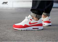 Nike Air Max 1 Ultra Moire Summit White/ Challenge Red/ White für 77,31€@zalando.de
