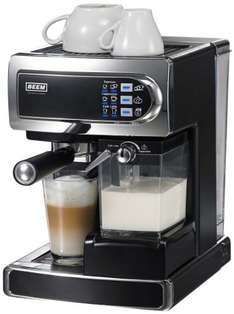 [Amazon warehousedeals] BEEM Germany i-Joy Café, Espresso-Siebträgermaschine [Zustand: Sehr gut] 79,34 EUR [Idealo: 160 EUR]