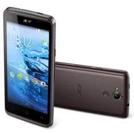 [Price-Guard] Acer Liquid Z410 LTE (4,5'' qHD IPS, 1,3 GHz Quadcore MT6732 64 Bit, 1 GB RAM, 8 GB intern, Android 5.0) für 95,90€