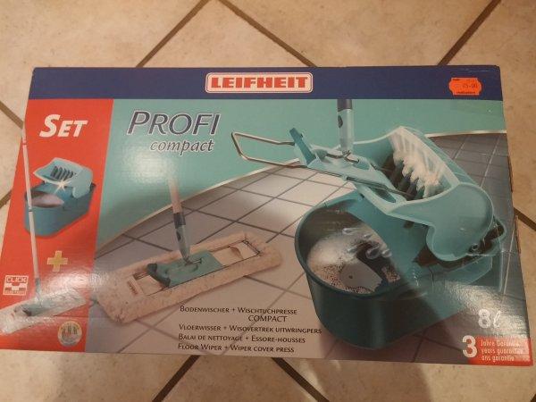 Wischmop-Set Leifheit Profi compact 25,-€ [Local Real Pentling]
