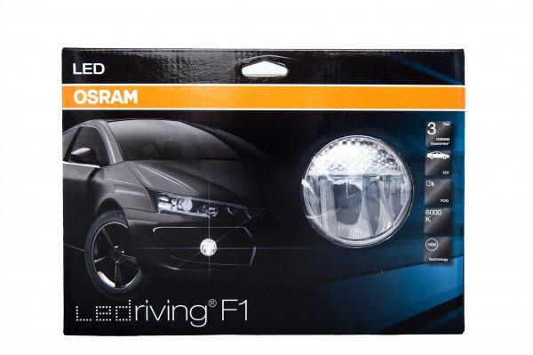 OSRAM LEDFOG201 LEDRIVING F1 NEBELLEUCHTEN, 12V ANZAHL 1 für 65,90€ inkl. Versand   Idealo: 78,9
