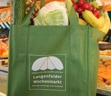[lokal] Am 12. Juni werden auf dem Langenfelder Wochenmarkt 5000 umweltfreundliche Taschen verschenkt