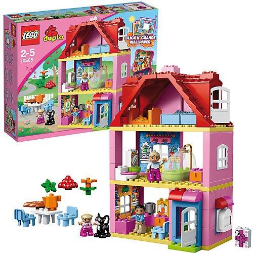 Bei Mytoys mit Temperaturrabatt:  Lego Duplo Familienhaus 10505 für 34,07