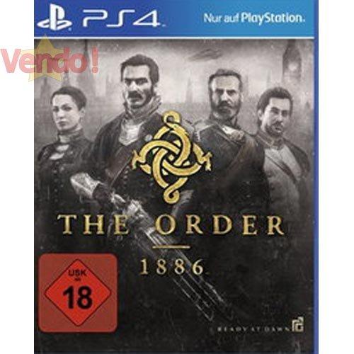 [PS4] The Order 1886 bei Vendo für 20,98€