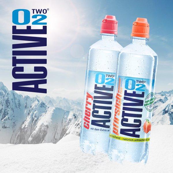 [Famila NO] Adelholzener Active O2 für 83ct pro Flasche (mit Coupies nur 58ct)