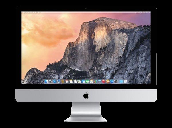 (Saturn.de) Apple iMac 27 (i5-4570, 8GB, 1TB HDD,755M (ME088D/A))