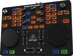 [WHD] Behringer CMD Studio 2A DJ Controller 62,95€ / Behringer ZB766 CMD STUDIO 4A DJ MIDI Controller with 4-Channel Audio Interface 142,12€