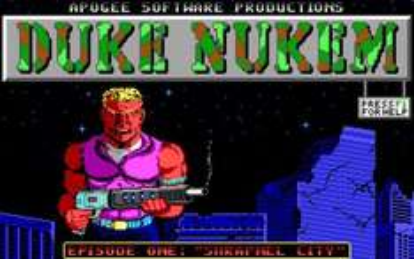 Duke Nukem 1 & 2 für 2,50€ (Ersparnis 58,19%)