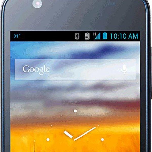ZTE blade G Smartphone blau (4,5') für 39,95