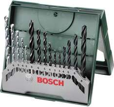 (Amazon Prime) Bosch 15-teiliges Mini-X-Line Mixed Set für 6,93 EUR