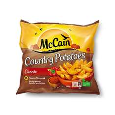 [MARKTKAUF Nord] KW24 Mc Cain Country Potatoes (600 g) 0,99 € (Angebot + Coupon) [Gültig bis 13.06.2015]