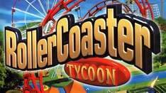 [DRM-Frei] Rollercoaster Tycoon Complete Pack für 8,27€