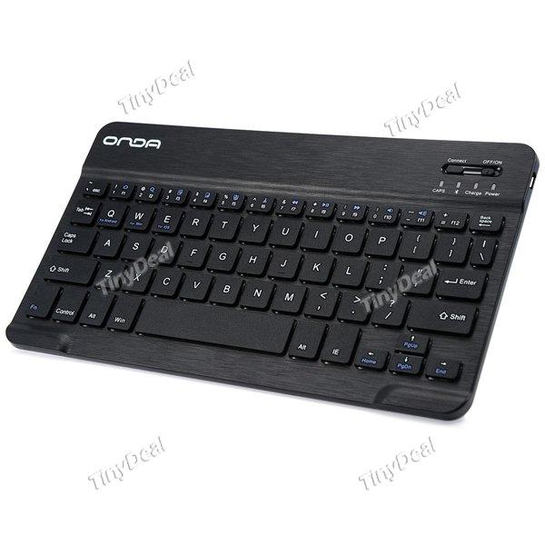 Onda Bluetooth Tastatur für 8,97€ @tinydeal [-30%]