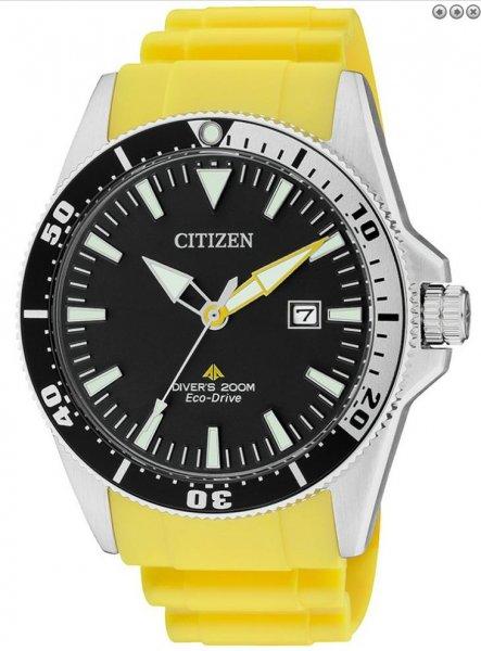 [timeshop24/amazon] Citizen Promaster Eco-Drive BN0100-26E Herrenuhr mit Silkonarmband ab 124,95€!