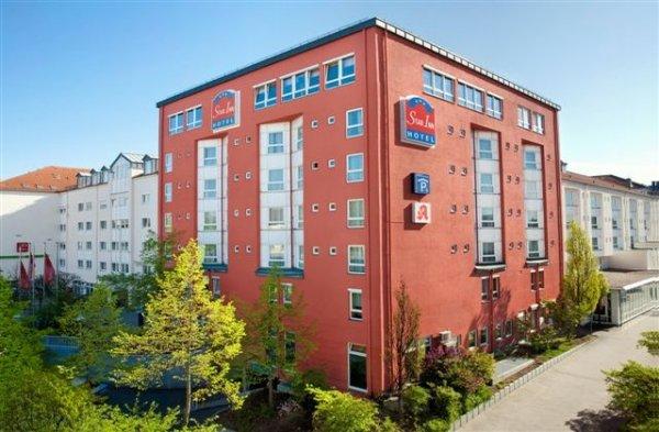 Regensburg - Eine Übernachtung im Star Inn Hotel für 2 Personen mit Gutschein für günstige 34,- Euro (Vergleichspreis: 84,- Euro)