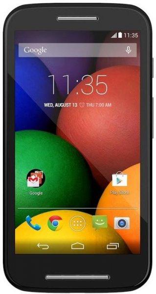 "Motorola Moto E schwarz (1. Generation) - AMAZON WHD - Zustand ""sehr gut"""