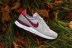 Nike Lunar Internationalist Wolfgrey Red mit 25% Gutschein bei Animal Tracks