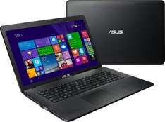 "Cybersale: Asus X751 Celeron N2940 Quad Core, 17"" HD+, 4GB, 500GB, Windows 8.1 - 70€ Ersparnis"